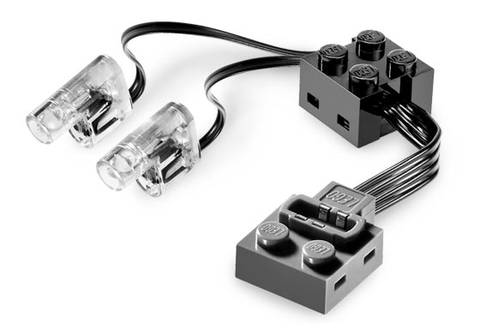 Lego Power Functions 8293 - Bộ Động Cơ Power Functions - cặp đèn LED