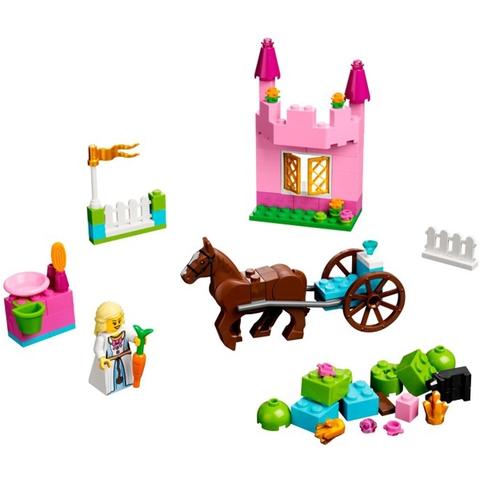Toàn bộ các chi tiết có trong bộ xếp hình Lego Bricks & More 10656 - Bộ Lắp Ráp Chủ Đề Công Chúa