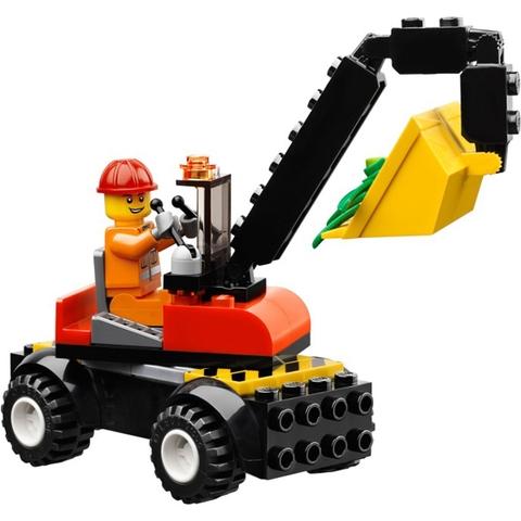 Bộ xếp hình Lego Bricks & More 10657 - Bộ Lắp LEGO Đầu Tiên phát triển trí tuệ các bé từ 4 - 7 tuổi