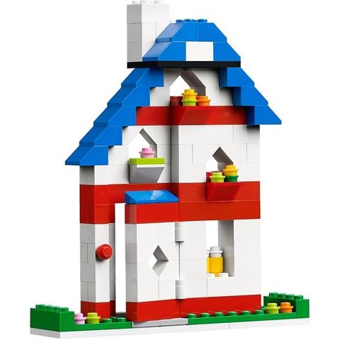 Bộ xếp hình Lego Bricks & More 10664 - Tháp Gạch Sáng Tạo kích thích trí sáng tạo của trẻ nhỏ
