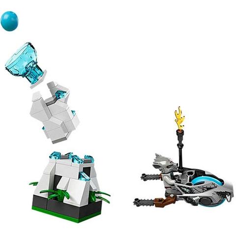 Bộ sản phẩm Lego Chima 70106 - Tháp băng phù hợp với các bé 6-12 tuổi vừa giúp các bé chơi vui vừa giúp các bé phát tri���n khả năng tư duy thông minh hơn
