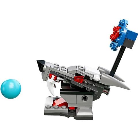 Các chi tiết trong Lego Chima 70107 - Chồn Tấn Công sẽ đem đến cho bé những giây phút giải trí đầy thú vị và bổ ích