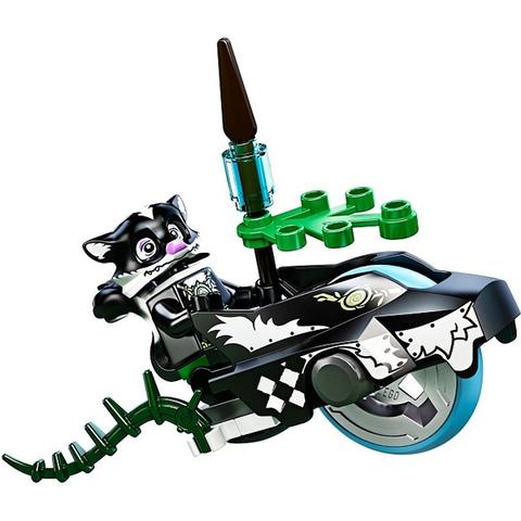 Xe tốc độ chồn hôi Speedor trong bộ Lego Chima 70107 - Chồn Tấn Công