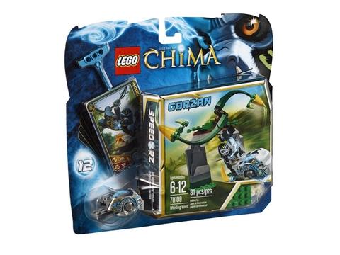 Bộ sản phẩm Lego Chima 70106 - Tháp băng phù hợp với các bé 6-12 tuổi vừa giúp các bé chơi vui vừa giúp các bé phát triển khả năng tư duy thông minh hơn