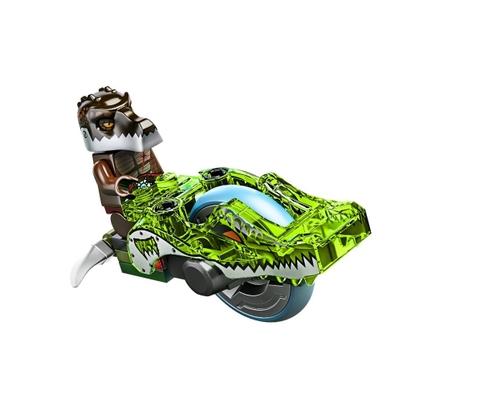 Bộ đồ chơi Lego Chima 70112 - Croc Chomp giúp phát triển khả năng sáng tạo cho bé