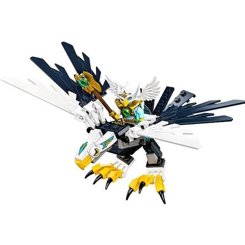 Bộ xếp hình Lego Chima 70124 - Chim Ưng Huyền Thoại độc đáo
