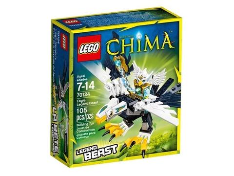 Hình ảnh bên ngoài sản phẩm Lego Chima 70124 - Chim Ưng Huyền Thoại