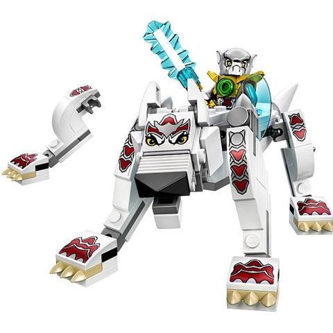 Lego Chima 70127 - Sói Huyền Thoại với chủ đề được nhiều bé yêu thích
