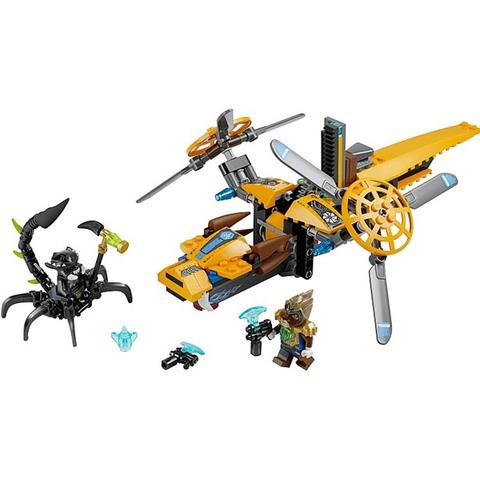 Bộ xếp hình Lego Chima 70129 - Trực Thăng Của Lavertus độc đáo