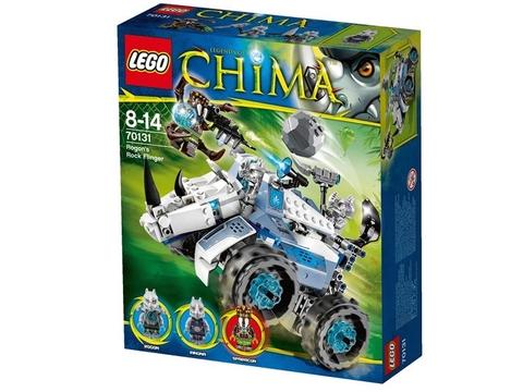 Hình ảnh bên ngoài sản phẩm Lego Chima 70131 - Máy Bắn Đá của Rogon