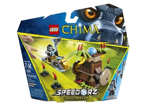 Hình ảnh bên ngoài sản phẩm Lego Chima 70136 - Cú Đánh Chuối