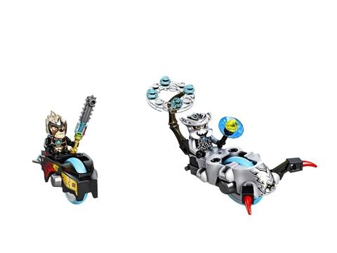 Bộ xếp hình Lego Chima 70140 - Nọc Độc Bọ Cạp với chủ đề được nhiều bé yêu thích