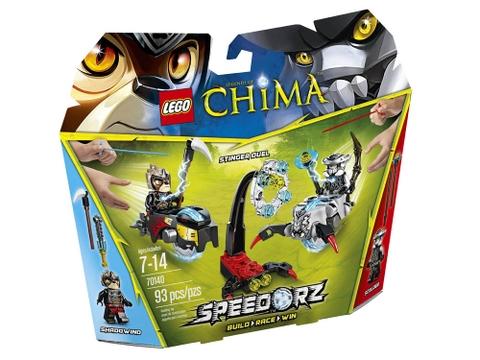 Hình ảnh sản phẩm Lego Chima 70140 - Nọc Độc Bọ Cạp