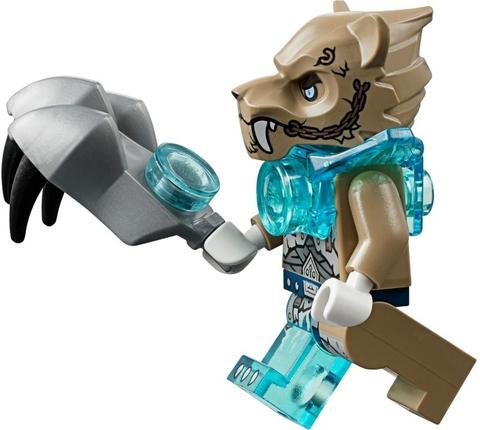 Mảnh ghép an toàn cho bé trong bộ đồ chơi Lego Chima 70145 - Cỗ Máy Chiến Đấu Ma Mút
