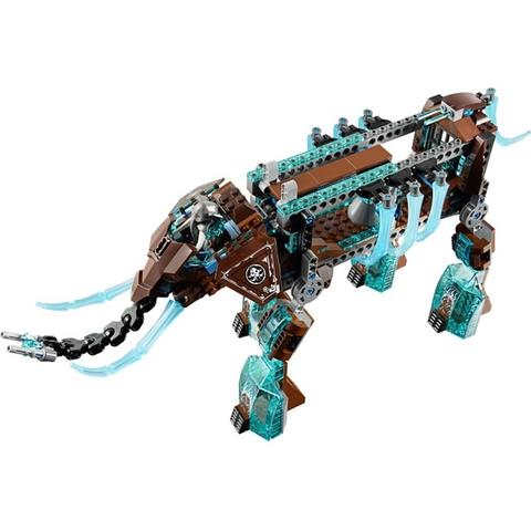Bộ xếp hình Lego Chima 70145 - Cỗ Máy Chiến Đấu Ma Mút với mô hình độc đáo