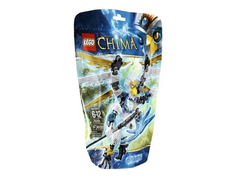 Vỏ ngoài sản phẩm Lego Chima 70201 - CHI Eris