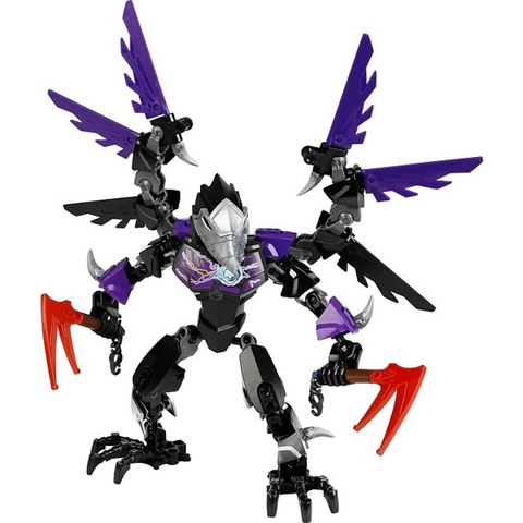 Bộ xếp hình Lego Chima 70205 - CHI Razar với nội dung thú vị hấp dẫn bé