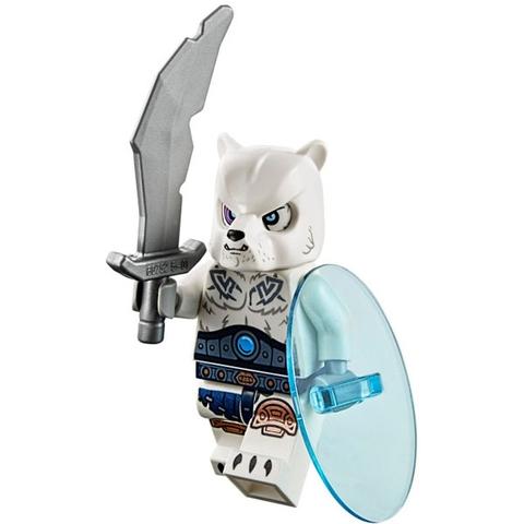 Bộ đồ chơi xếp hình Lego Chima 70230 - Bộ tộc Gấu trắng không chỉ giúp các bé thỏa thích lắp ghép các mô hình mà còn học thêm nhiều kĩ năng quan trọng và bổ ích
