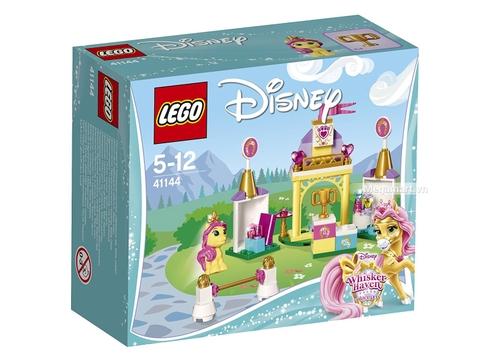 Hình ảnh vỏ hộp bộ Lego Disney Princess 41144 - Trang trại ngựa của Petie