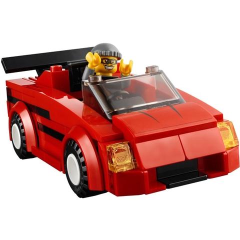 Lego City 60007 - Đuổi Bắt Tốc Độ tuyệt đối an toàn cho trẻ nhỏ