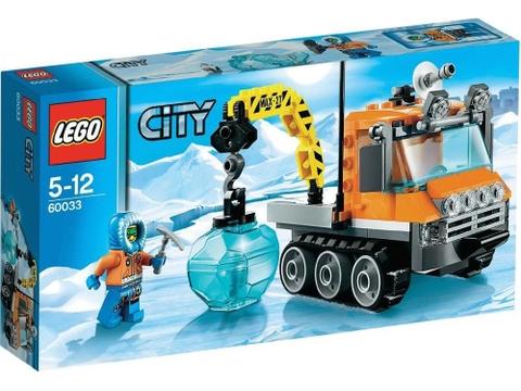 Hình ảnh bên ngoài Lego City 60033 - Xe Chuyên Dụng Bắc Cực