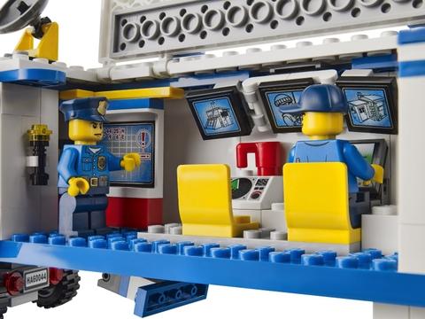 Đồ chơi Lego City 60044 giúp phát triển trí thông minh, khả năng tư duy cho trẻ nhỏ