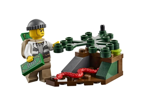 Sản phẩm Lego City 60065 - Xe Địa Hình 4 Bánh giúp bé phát triển khả năng tư duy
