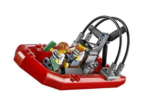 Bộ Lego City 60068 không chỉ cho trẻ được vui chơi mà còn góp phần phát triển trí tuệ