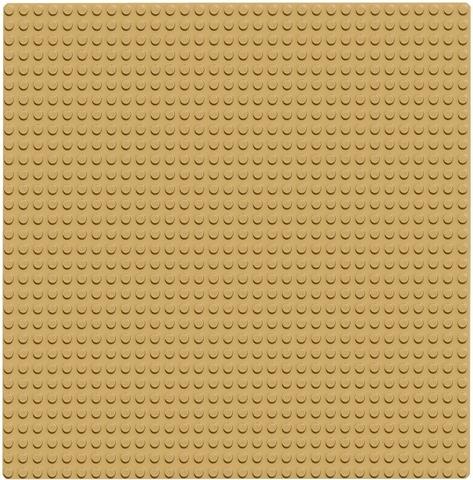 Lego Classic 10699 - Tấm nền xây dựng màu cát cho bé sáng tạo