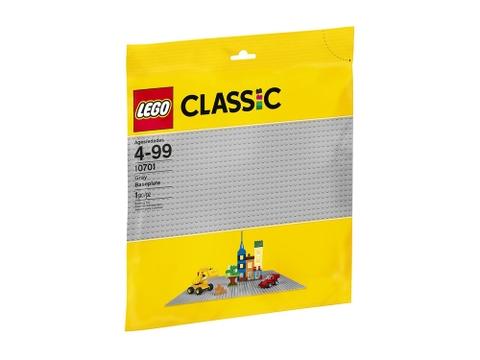Túi đựng Lego Classic 10701 - Tấm nền xây dựng màu xám