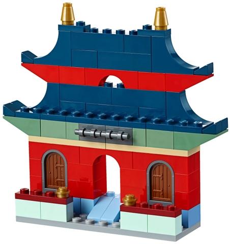 Lego Classic 10702 - Hộp gạch lớn sáng tạo - mô hình Vạn Lý Trường Thành
