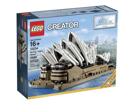 Hình ảnh bên ngoài sản phẩm Lego Creator 10234 - Nhà Hát Con Sò Sydney