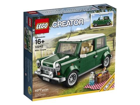 Hình ảnh bên ngoài sản phẩm Lego Creator 10242 - Mini Cooper