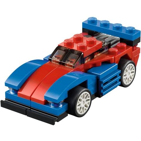Lego Creator 31000 - Xe Đua Mini với mô hình xe đua cực ngầu nhé
