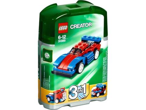 Hình ảnh bên ngoài sản phẩm Lego Creator 31000 - Xe Đua Mini