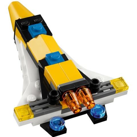 Lego Creator 31001 - Máy Bay Mini cho trẻ phát triển khả năng tư duy