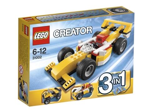 Hình ảnh vỏ ngoài sản phẩm Lego Creator 31002 - Xe Đua
