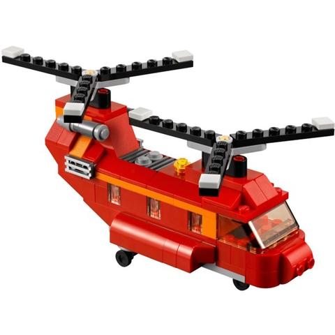 Mô hình trực thăng cánh quạtcó tính cơ động cực kỳ cao