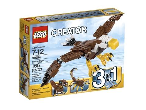 Hình ảnh bên ngoài sản phẩm Lego Creator 31004 - Động Vật Hoang Dã