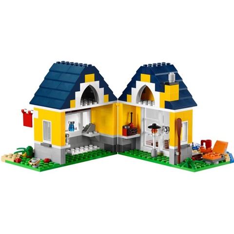 Đồ chơi Lego Creator 31035 - Lều Bãi Biển an toàn cho trẻ nhỏ