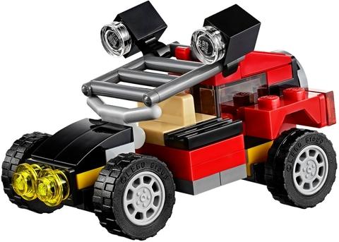 Bộ xếp hình Lego Creator 31040 -  Xe Đua Sa Mạc thiết kế tinh xảo