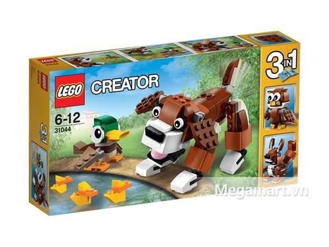 Lego Creator 31044 - Công Viên Động Vật Vỏ hộp