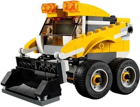 Lego Creator 31046 - Siêu Xe Đua - xe xúc chuyên dụng