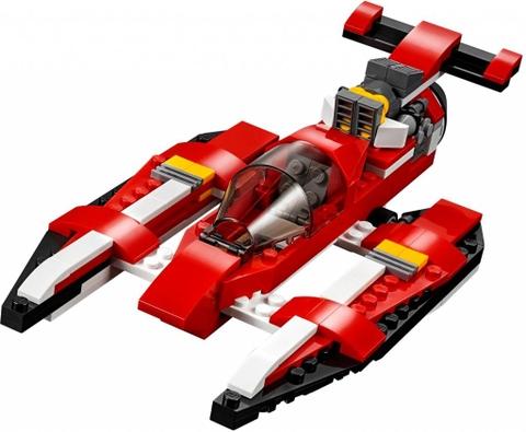 Lego Creator 31047 - Máy Bay Cánh Quạt - phi thuyền trên mặt nước