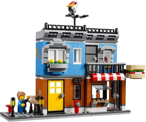 Lego Creator 31050 - Quán Ăn Góc Phố đồ chơi thông minh