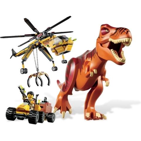Mô hình Lego Dino 5886 - T-Rex Hunter
