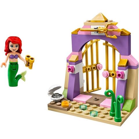 Bộ xếp hình Lego Disney Princess 41050 - Kho Báu Nàng Tiên Cá cho bé nhiều trải nghiệm thú vị