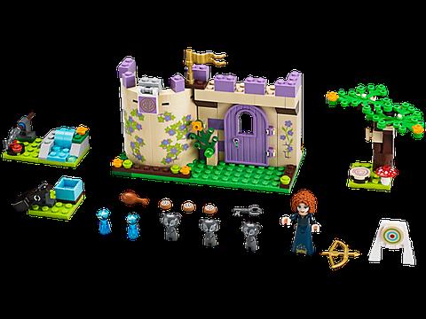 Bộ xếp hình Lego Disney Princess 41051 - Trò chơi của Merida độc đáo