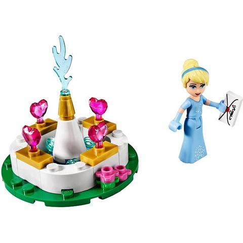 Bộ đồ chơi Lego Disney Princess 41053 - Xe Ngựa Của Lọ Lem giúp bé phát triển trí tuệ