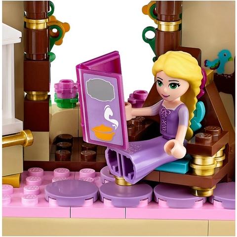 Bộ xếp hình Lego Disney Princess 41054 - Tháp Sáng Tạo của Rapunzel mang đến cảm hứng sáng tạo cho trẻ nhỏ
